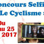 Concours Selfie sur Facebook pour le Grand Prix de Denain 2017