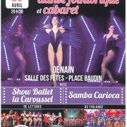 Concours Facebook Carnaval de Denain