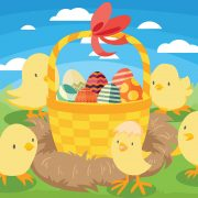 Concours Facebook de Pâques